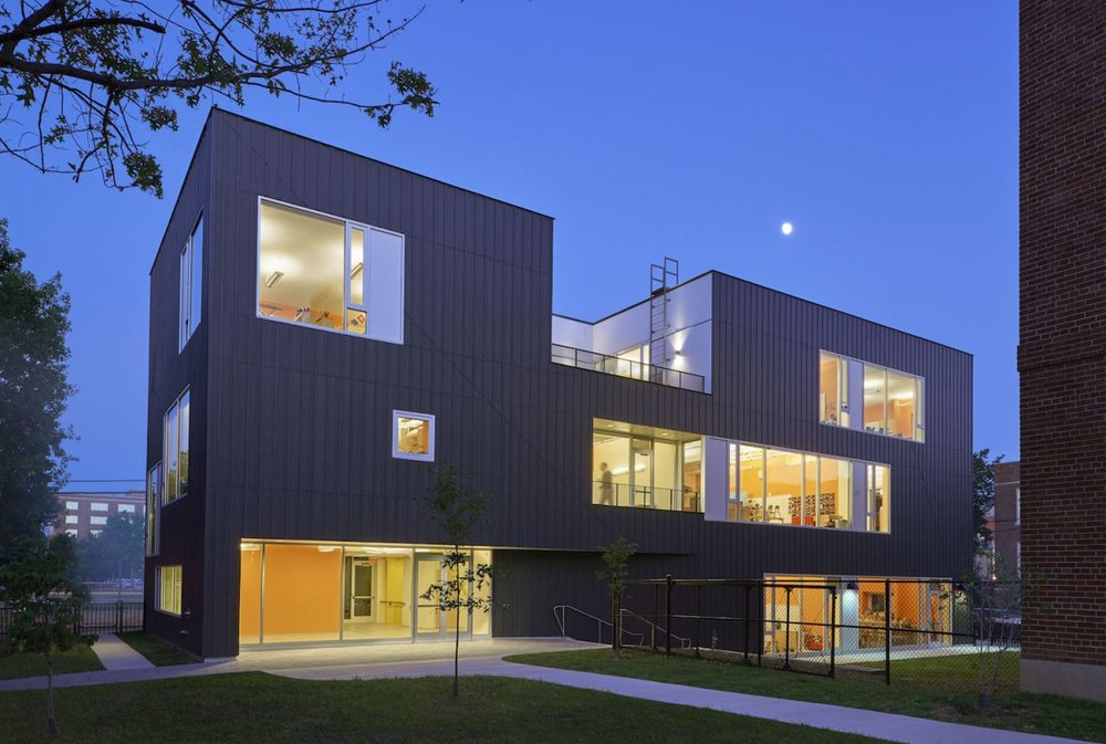 Sustainable Buildings
