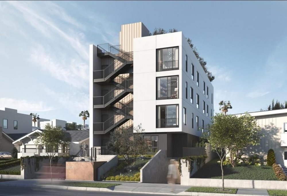 Los Angeles Multi-family Homes