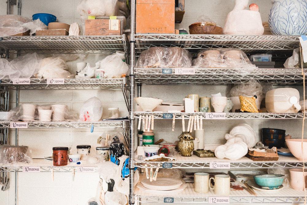 Hong Ling Wee Ceramicus Studio YMCA Upper East Side