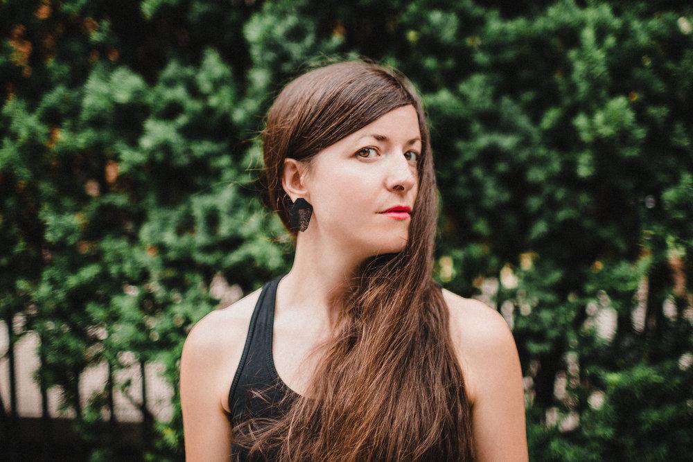 Eleonora Zorzi Product Designer Etsy Portrait Brooklyn