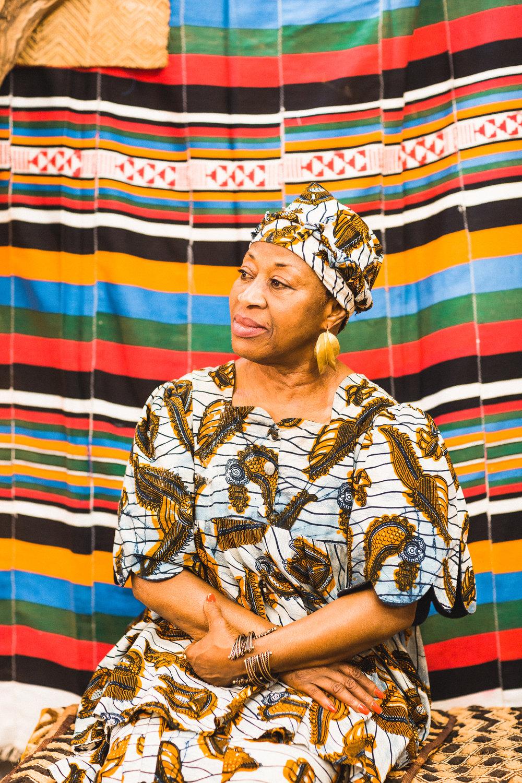 Nnennaya Ashione Gallery African Art Gallery