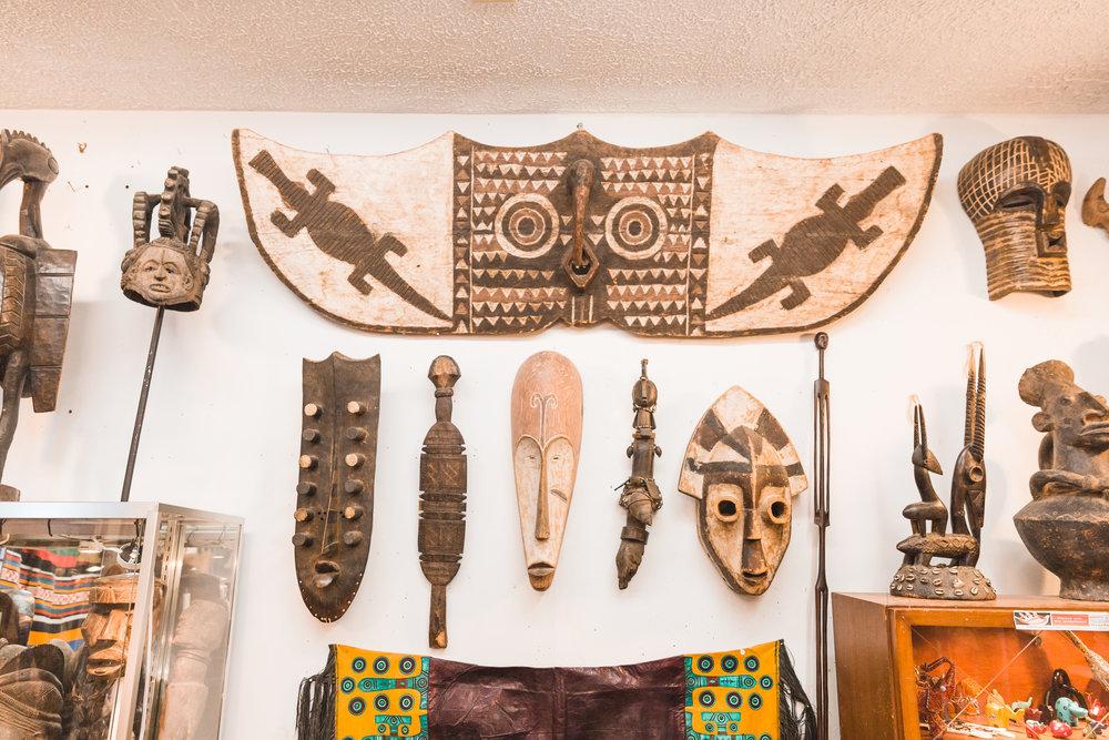 Nnennaya Ashione Gallery African Art