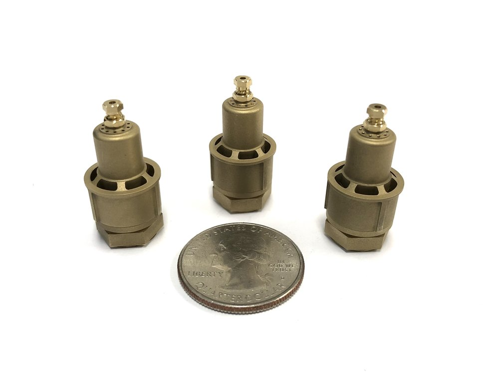 "1"" Scale Safety Valve 02"