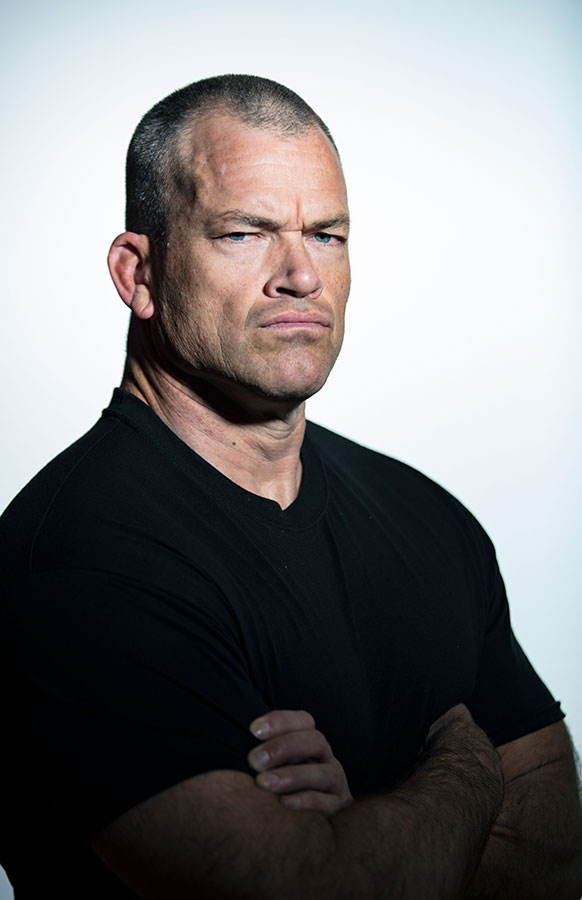Jocko Willink  Photo: success.com JEFF KATZ