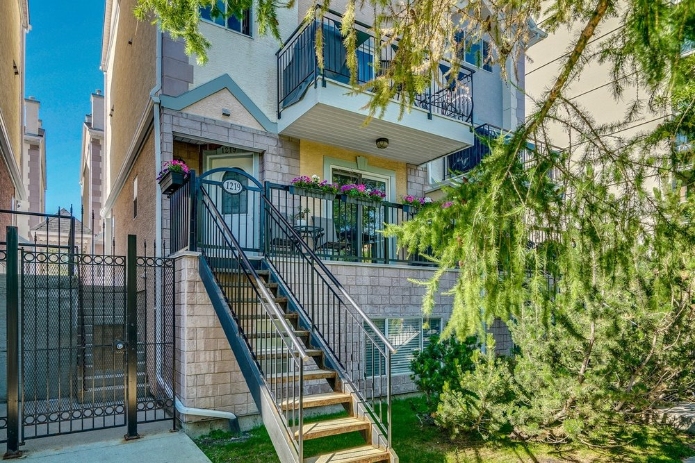 Calgary House For Sale - Beltline, Calgary