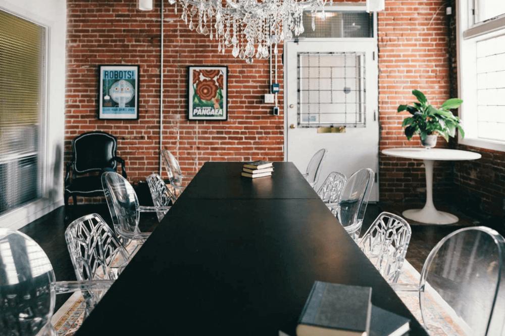 Real Estate Brokerage Office Calgary - Meeting Space
