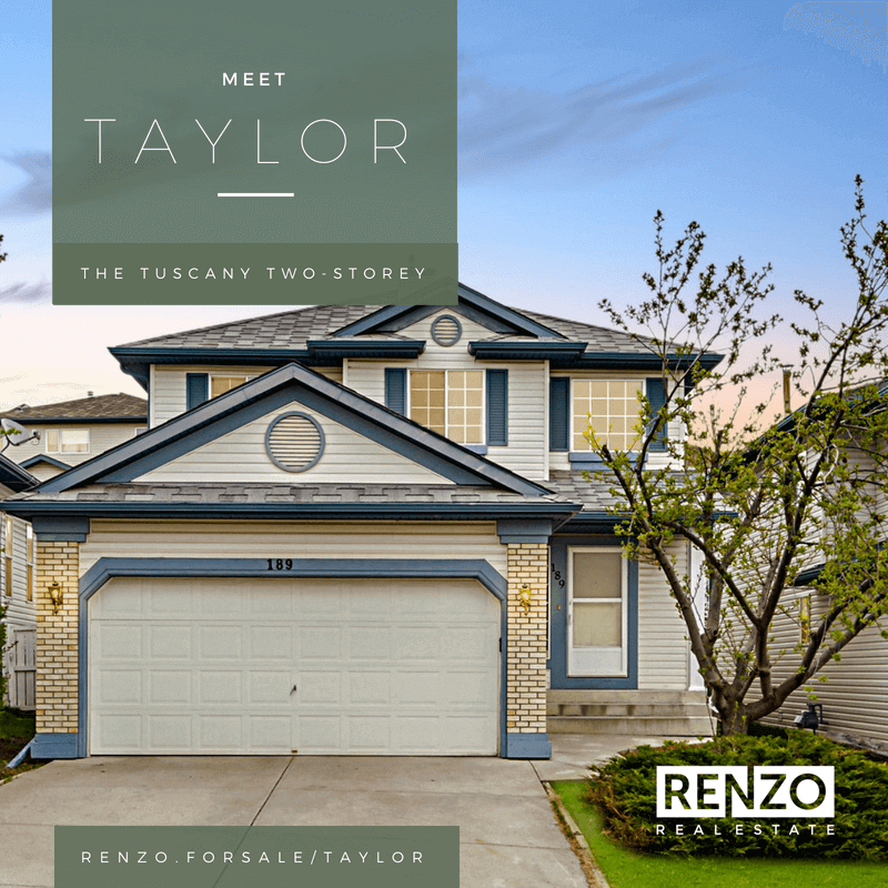 Calgary Real Estate Listing in Tuscany: Realtor Listed