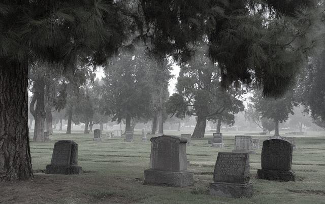 tombstones-in-the-fog