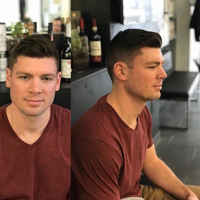 #barbershopconnect #thebarbershop #fade #savage #savyho #marina #cowhollow #shears #hot