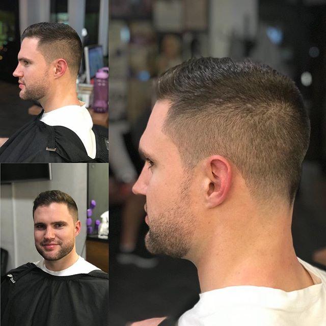 #fade #barbershopconnect #stanforduniversity #stanfordfootball #sanfrancisco #marina