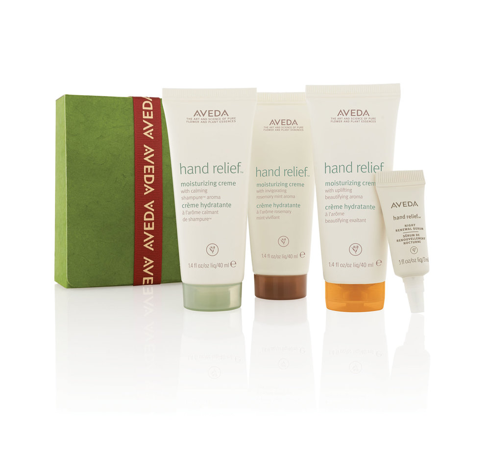 Aveda gifts - A Gift of Renewal for your Journey