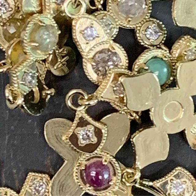 New designs in the making.  I have been MIA for some time but have not been idle. Will always keep creating new things.  #18k #18kgold #ruby #turquoise #rusticdiamonds #rawelegance #madeinla #emerald #pearl #designer #designerjewelry #jewelryporn #heirloom #creative #itsalliknow #lovejewellery #santamonica
