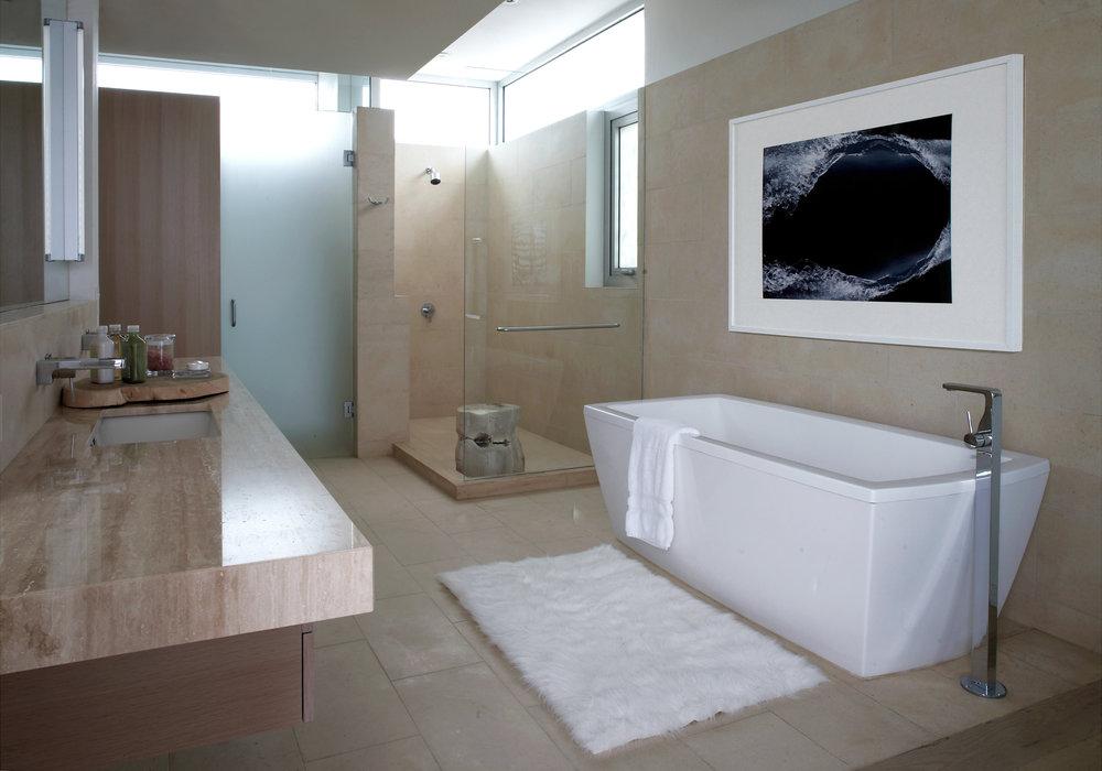 MASTER BATHROOM - NORTH VILLA