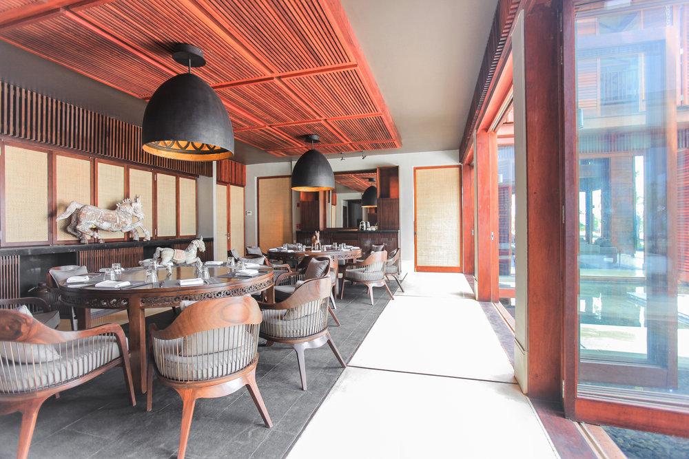 室内用餐空间 - MONARA别墅