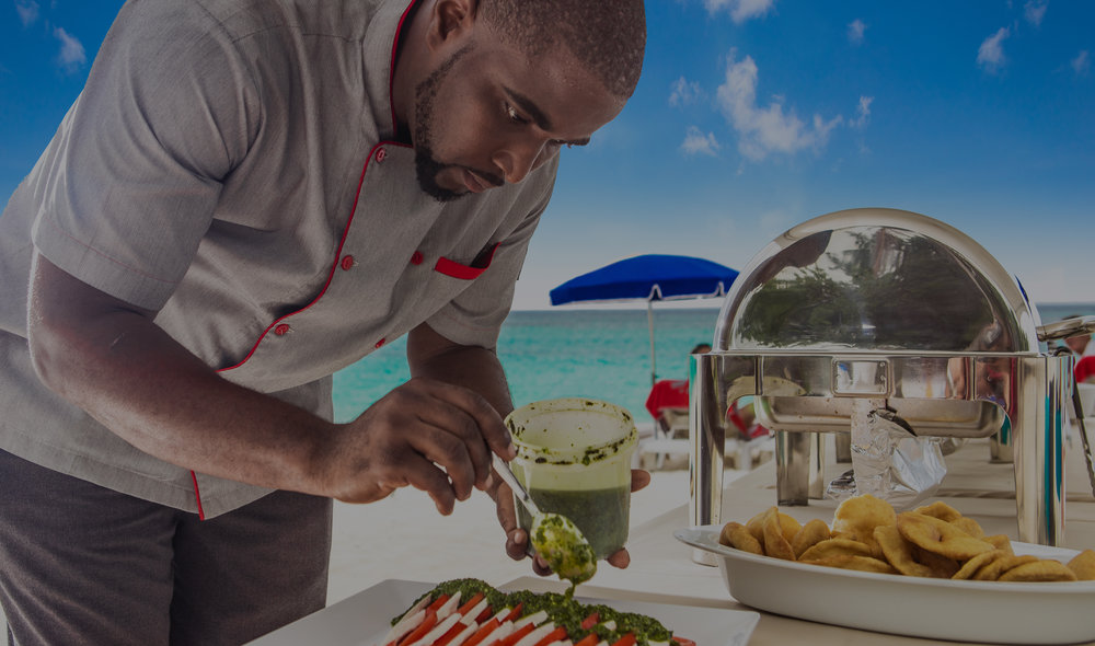 IMAGINE GOURMET MENUS, MIXOLOGIST-CURATED BARS, STIMULATING CHILDREN'S ACTIVITIES, INDULGENT SPA TREATMENTS & OTHER DECADENT SURPRISES AT NO CHARGE -
