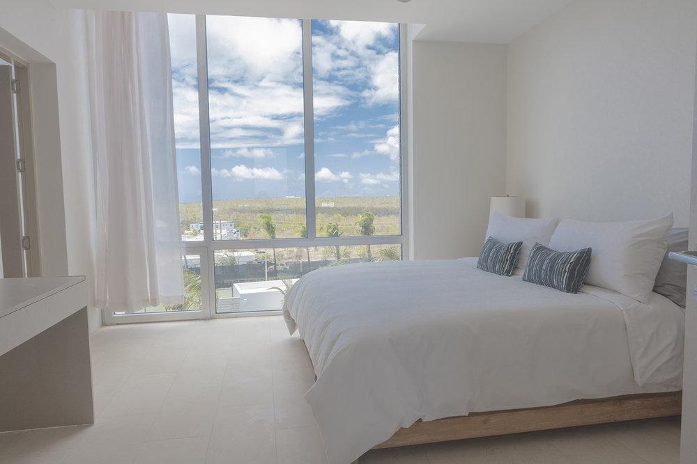 جناح الضيوف (سريرين مزدوجين أو سرير كينج) – الفيلا الجنوبية