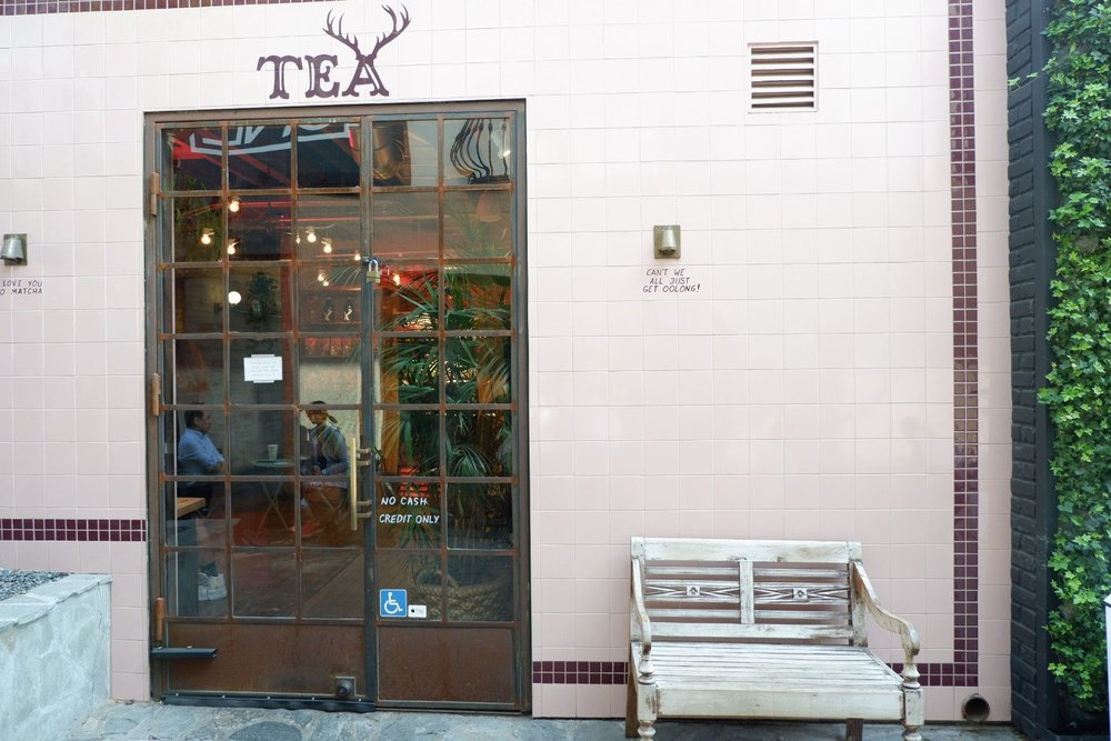 Alfred-tea-room-entrance