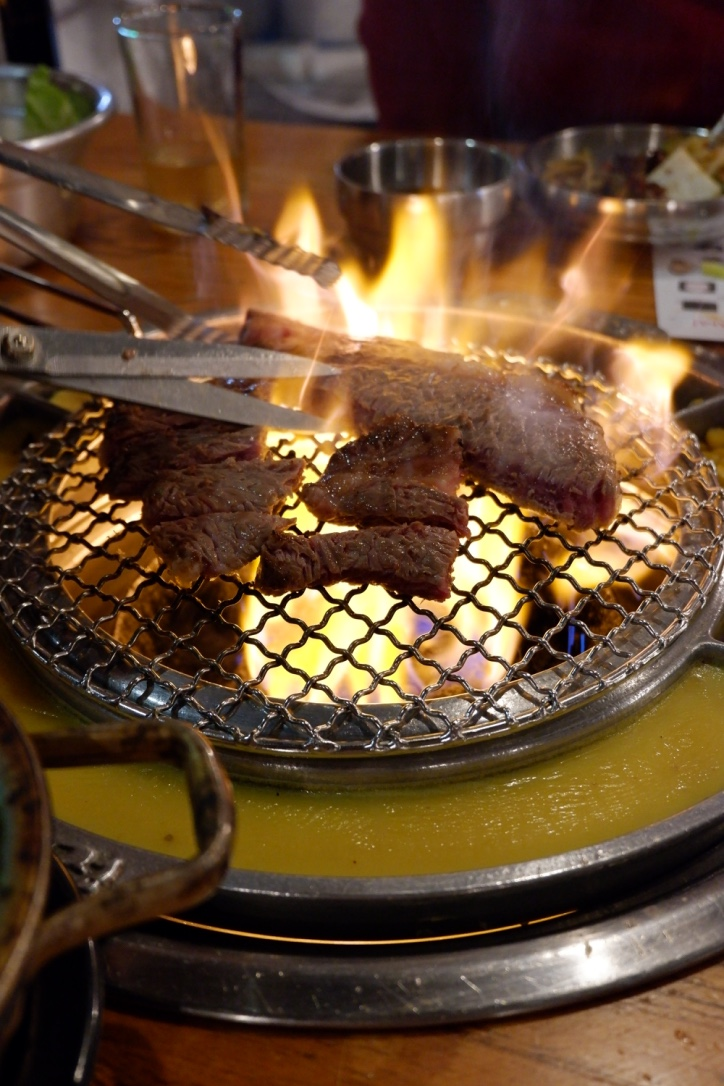 kang-ho-dong-bbq-grill-with-meat
