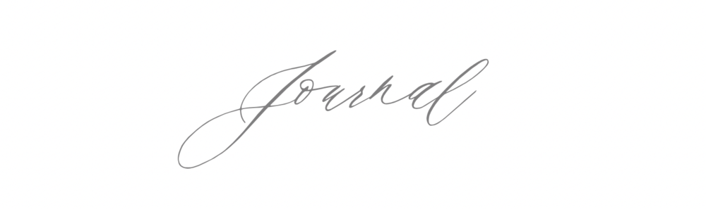 journal-heading-in-calligraphy-font