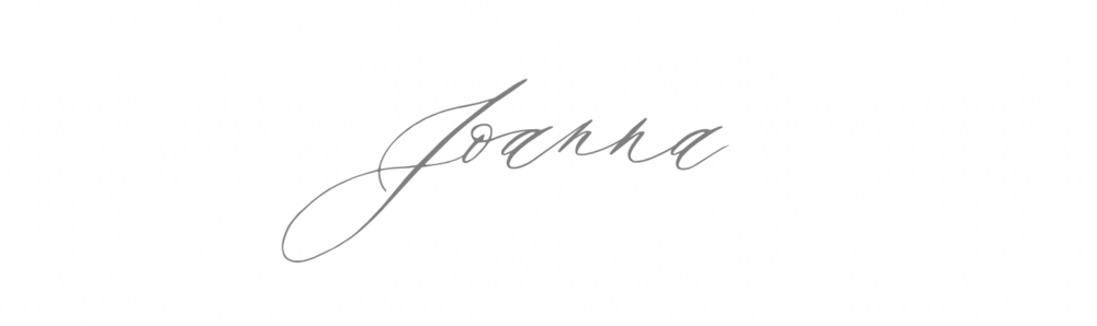 joanna-heading-in-calligraphy-font
