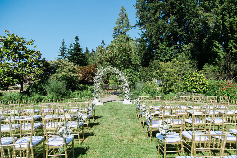 UBC-Botanical-Garden-wedding-ceremony-setup