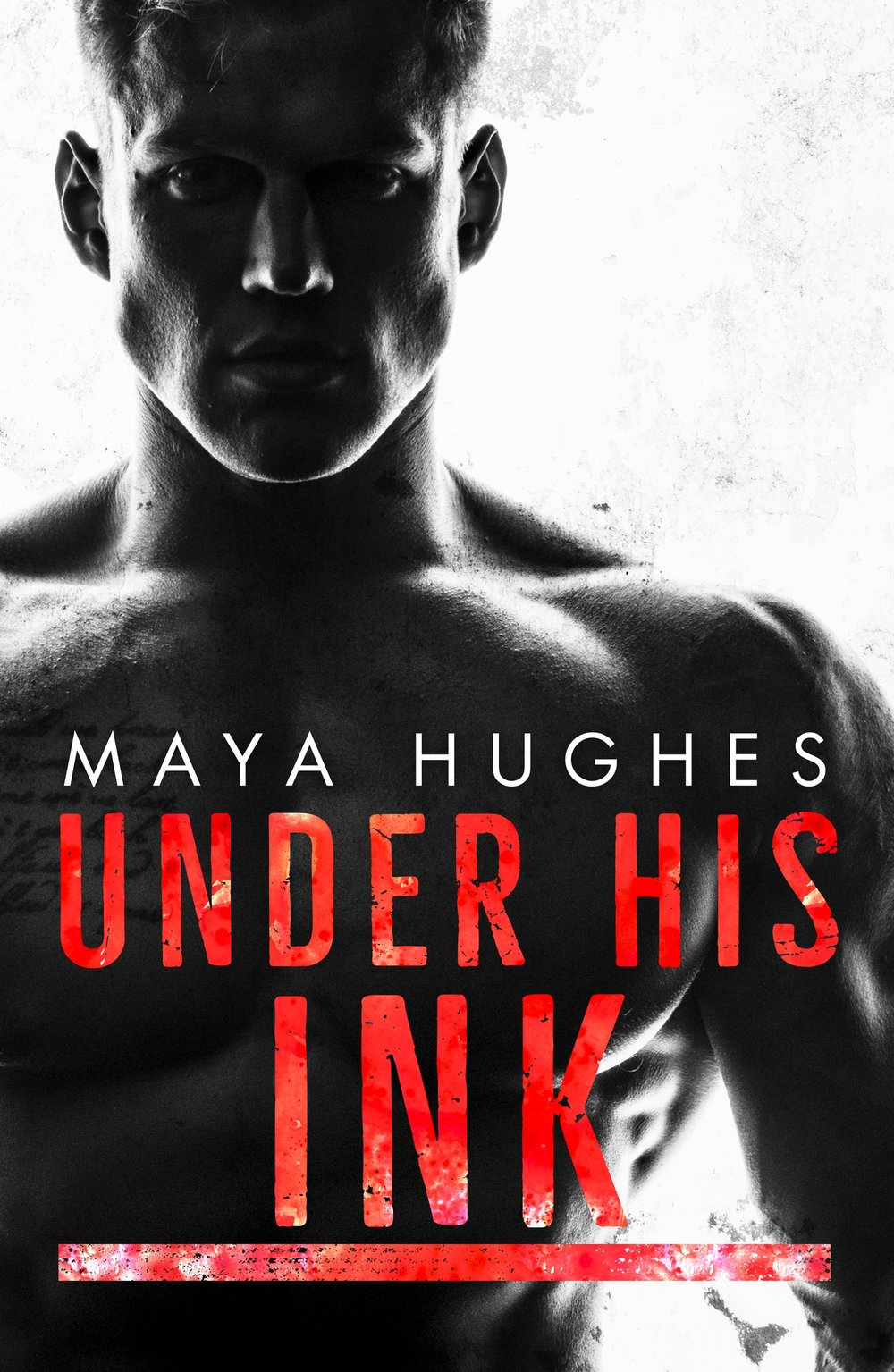 Under His Ink Cover Reveal!! - He's a mob prince, she's the woman who got away with his heart, and the only one he can trust...