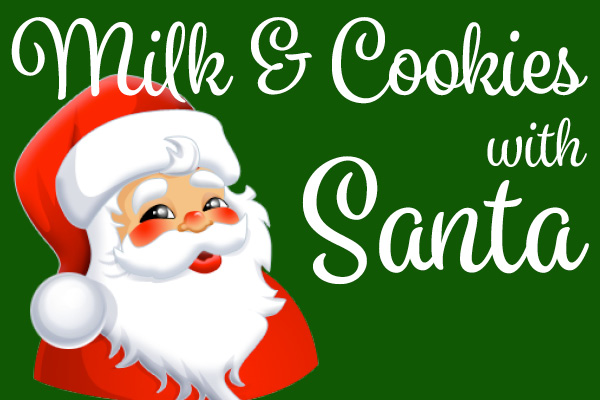Milk Cookies With Santa Chatfield Arts