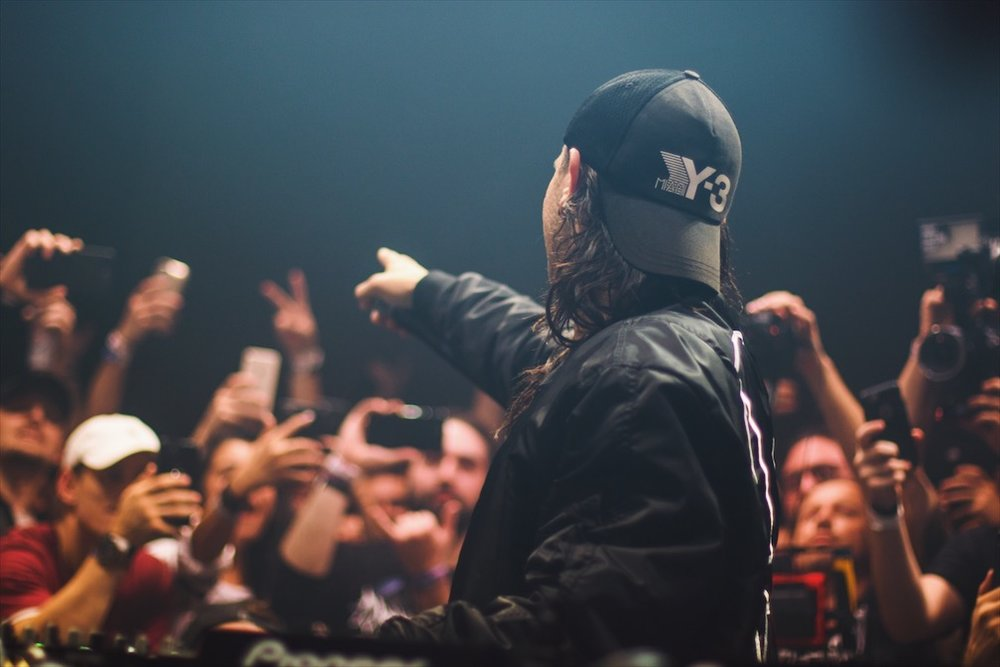Skrillex // Webster Hall