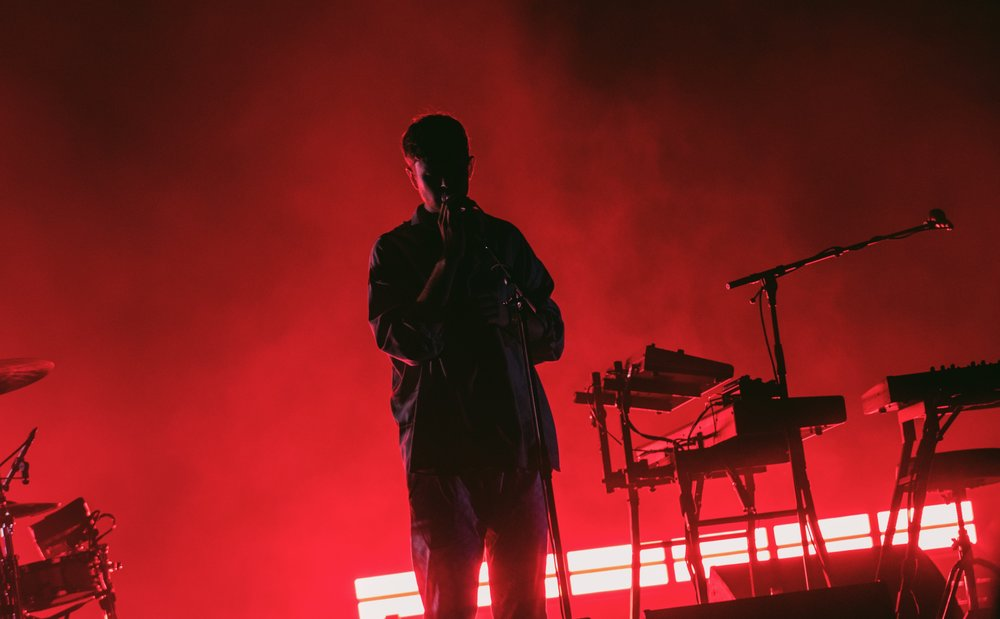 James Blake // Governor's Ball 2018