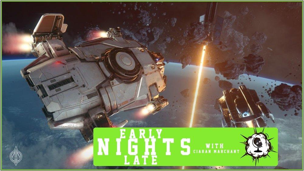 Kickstarting Dreams - Early Late Nights 12/10/2018