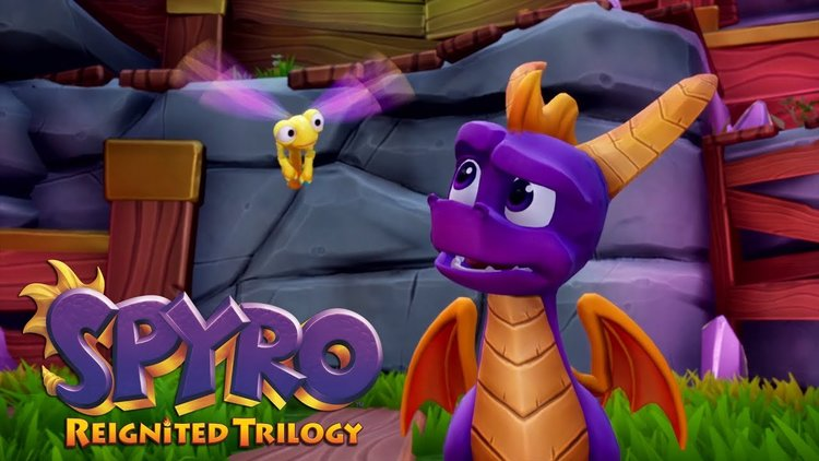 Spyro 2' Reignited Gameplay Beautiful But Has Changes
