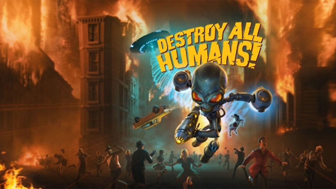 You Can Purchase A Destroy All Humans Ce That Comes With A Backpack For 600 Explosion Network Independent Australian Reviews News Podcasts Opinions