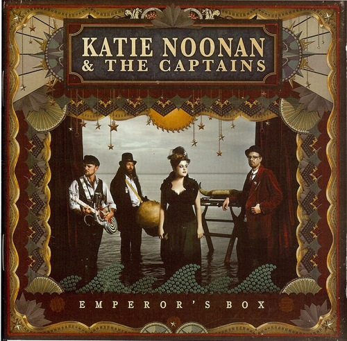 Katie Noonan & the Captains - The Emperor's Box