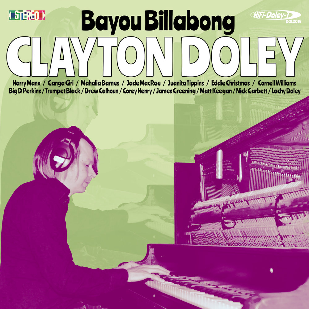 Clayton Doley - Bayou Billabong