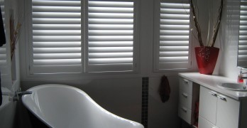 PLANTATION SHUTTERS - Consider the real benefits of stylish Plantation Shutters in Newcastle. Modern Plantation Shutter specialists to come and run through all the options with you.