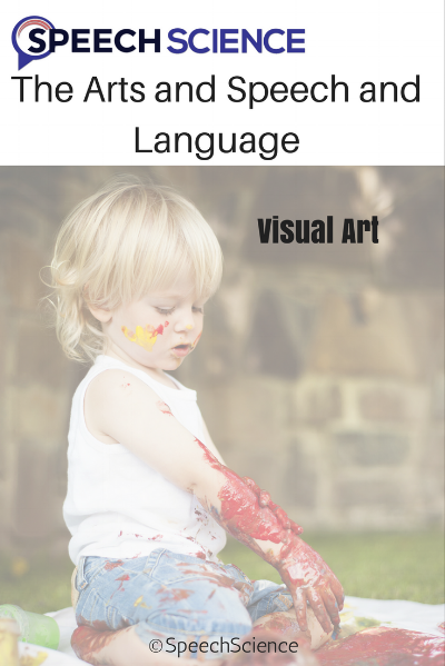 visual arts in language development