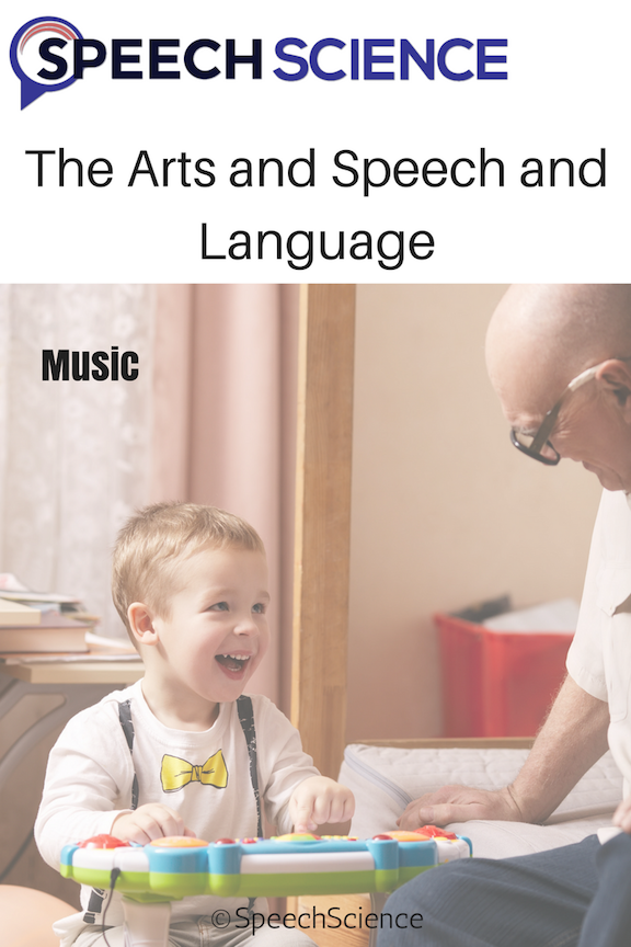 The Arts and Speech and LanguageMusic PIN2.png