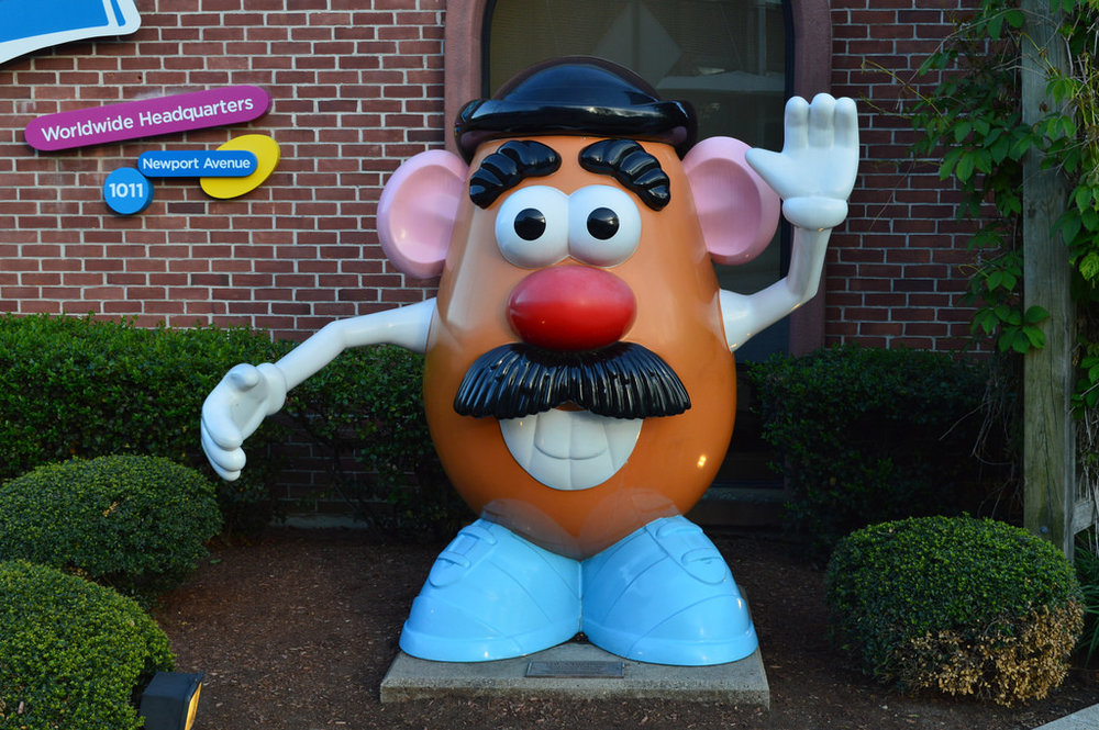 Playing With Purpose: Mr. Potato Head -
