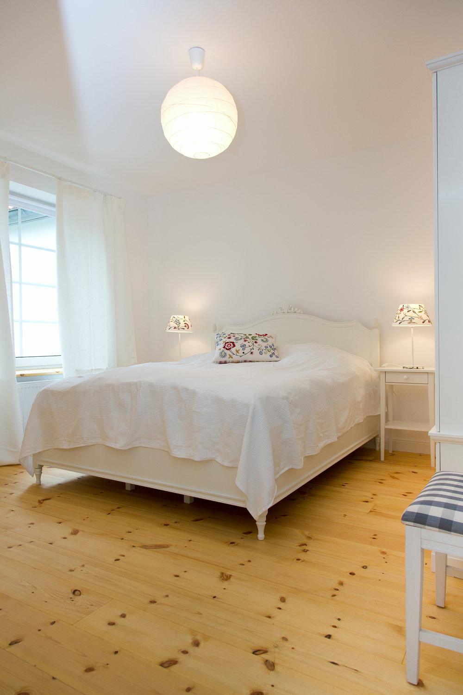 Schlafzimmer im Uferblick - Gutshaus