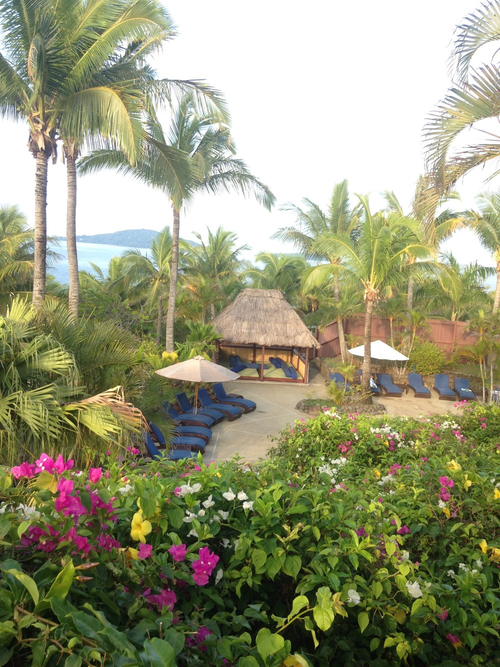 Wananavu Beach Resort, is off the beaten-track and truely far from the crowds of other Fijian resorts.
