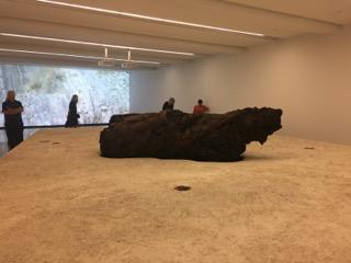 Open Spatial Workshop, detail  Converging in Time , Monash University Museum of Art, 2017.
