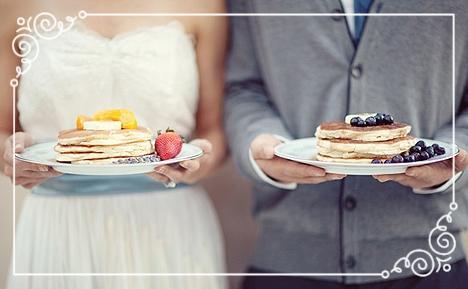 groom&bride_breakfast
