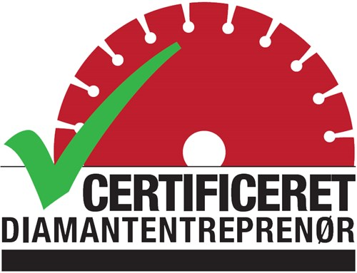 Certificeret Diamantentreprenør