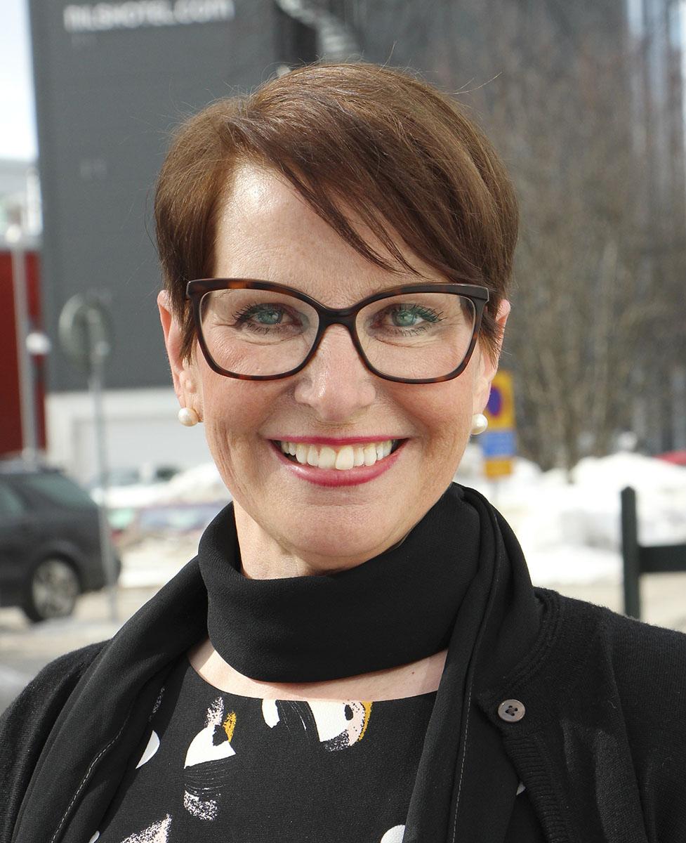 Birgitta Johansson, Kalixföretagarna telefon 070-559 0989