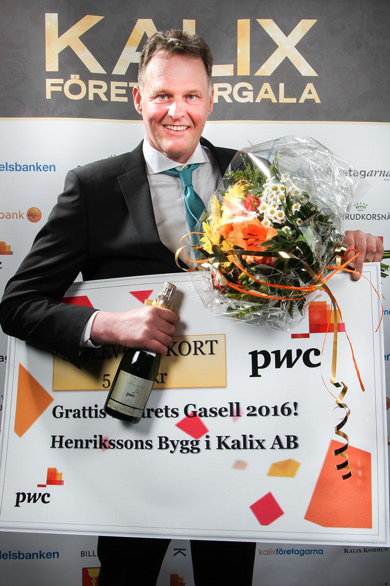 Ulf Henriksson - Årets DI Gasell