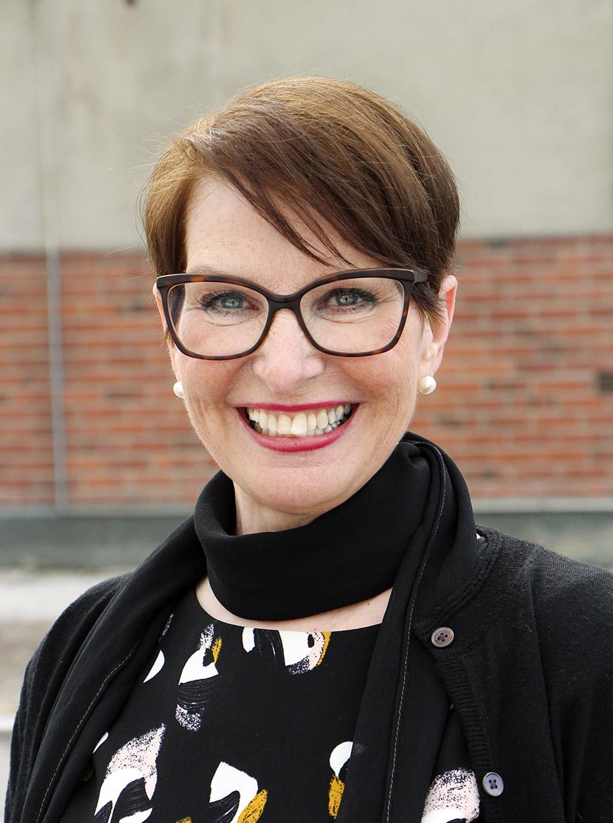 Birgitta Johansson, verksamhetschef