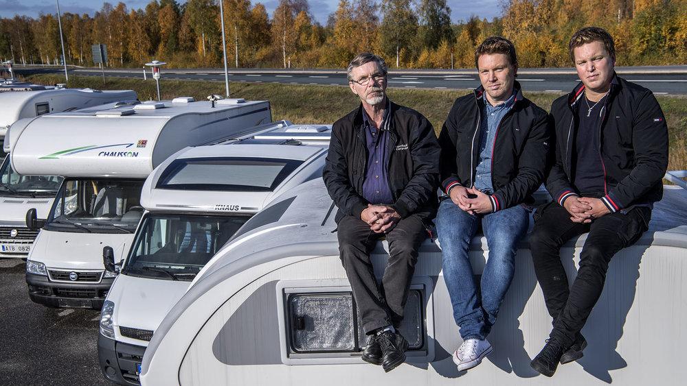 Norrcust Caravan - Årets Gasell i Norrbotten