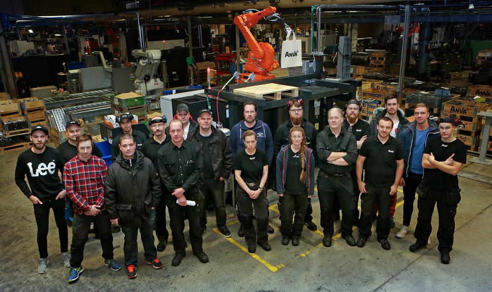 AnVa i Kalix välkomnar 21 nya medarbetare