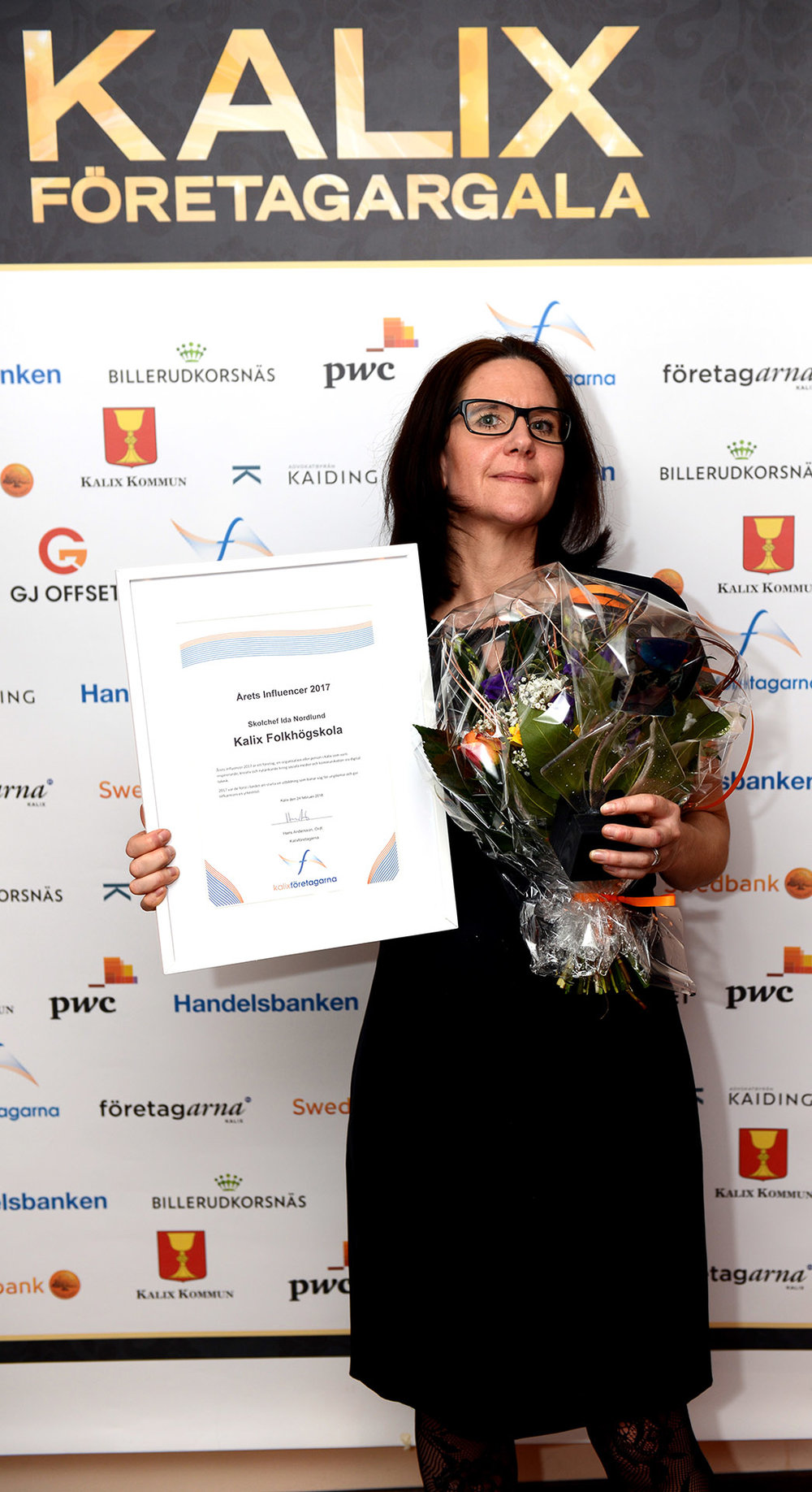 Årets Influencer - Kalix Folkhögskola, Skolchef Ida Nordlund