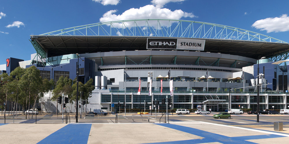 Etihad Stadium – Manchester City